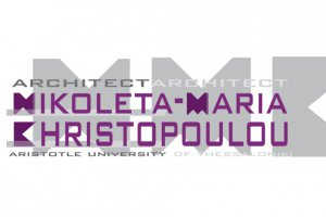 """NMC Architecture"" - Nikoleta-Maria Christopoulou, Architect"